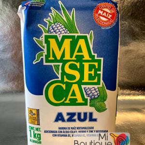 Harina de maiz azul Maseca – Farine de maïs bleu Maseca