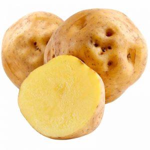 Papa amarilla – Pomme de terre jaune