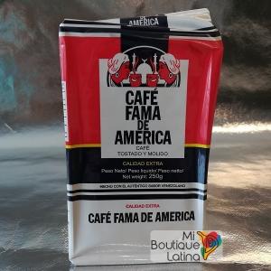 Café Fama de América – Café moulu