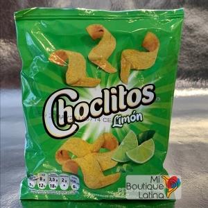 Choclitos Limon – Chips de Maïs au Citron