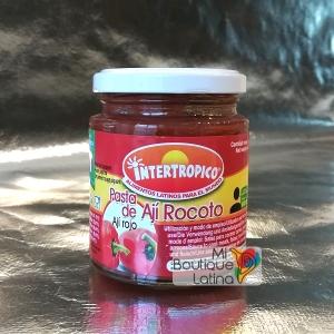 Aji Rocoto en Pasta Intertropico – Piment Rocoto en pâte