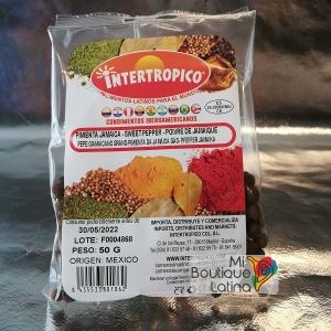 Pimienta de Jamaica en grano – Poivre Jamaïcain